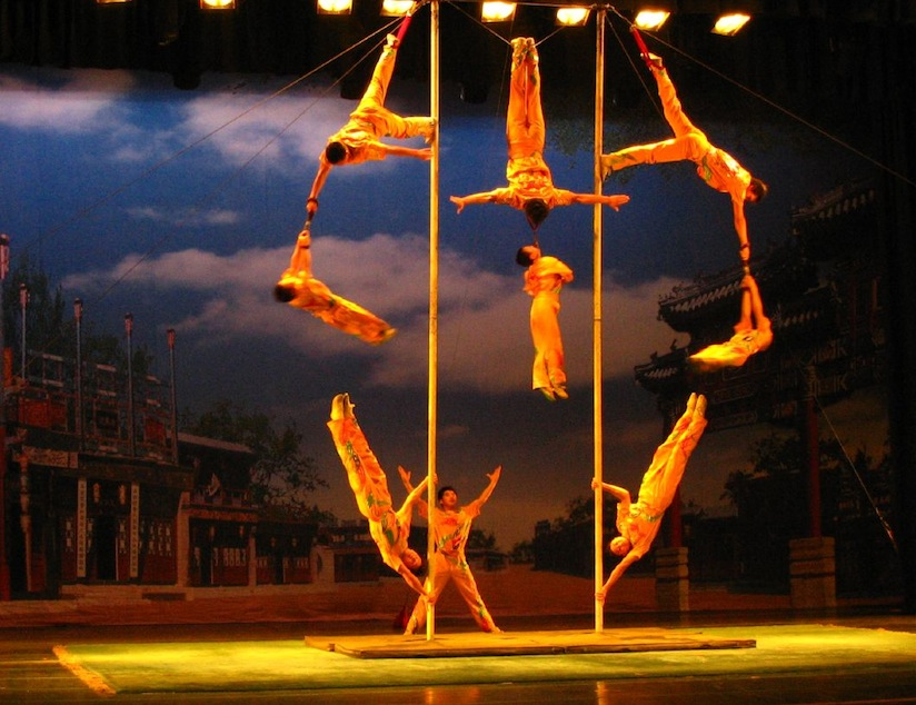 Triana Poles: Los Angeles Pole Dancer, Aerial Artist